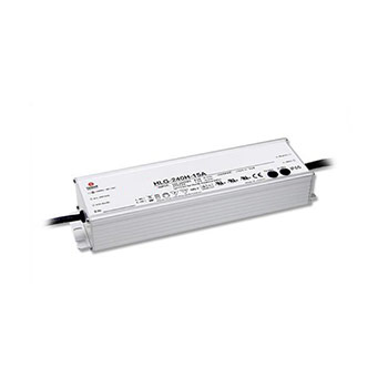 192~241.2 Watts Single Output LED Power Supply with PFC
