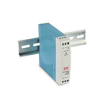 MDR-10-12 - 12V, 10W Slim Type DIN Rail Power